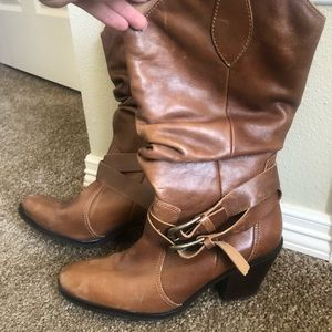 Matisse genuine leather boots